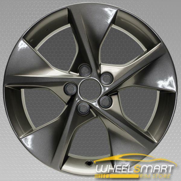 "18"" Toyota Camry OEM wheel 2012-2014 Charcoal alloy stock rim 4261106740"