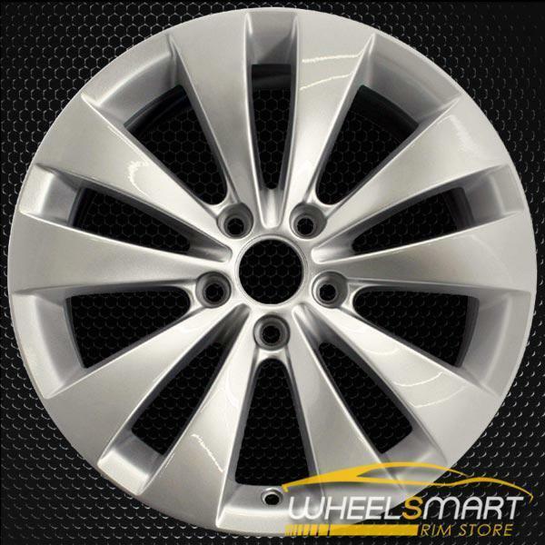 "17"" Volkswagen VW CC OEM wheel 2009-2012 Silver alloy stock rim 3C8601025A8Z8, 3C8601025A"