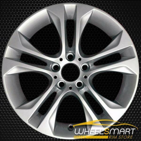 "18"" BMW X Series OEM wheel 2015-2018 Silver alloy stock rim 36116862886"