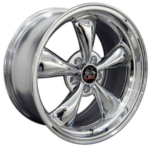 "17"" Ford Mustang replica wheel 1994-2004 Chrome rims 8181829"