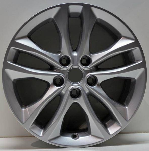 "17"" Chevy Malibu Replica wheel 2016-2017 replacement for rim 5715"