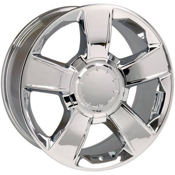 "20"" Chevy C2500 replica wheel 1988-2000 Chrome rims 9472292"