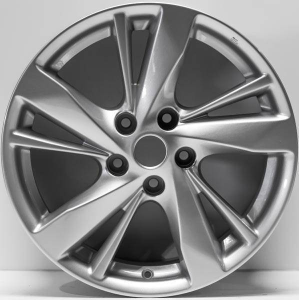 "17"" Nissan Altima Replica wheel 2013-2015 replacement for rim 62593"