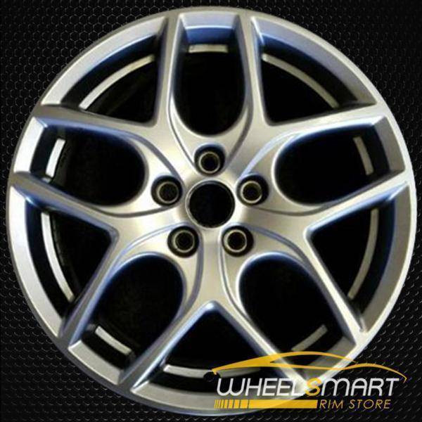 "17"" Ford Focus oem wheel 2015-2018 Dark Silver alloy stock rim 10011"