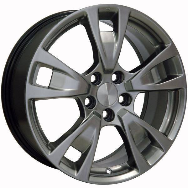 """19"""" Acura TL replica wheel 2009-2014 Silver rims 9490970"""