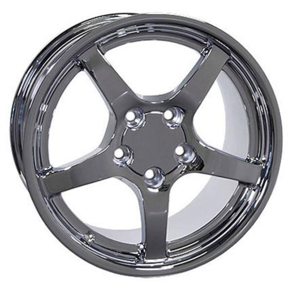 """18"""" Pontiac Firebird replica wheel 1993-2002 Chrome rims 9096655"""