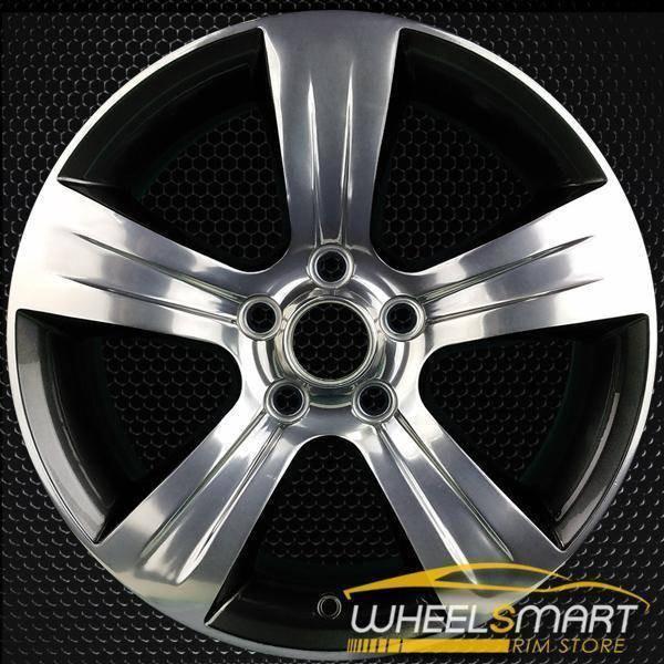 "2010-2017 Jeep Patriot oem wheel 17"" Polished alloy stock rim 2380"