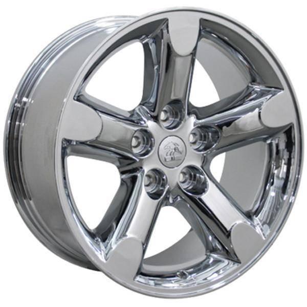 "20"" Dodge Durango replica wheel 2004-2009 Chrome rims 9471193"