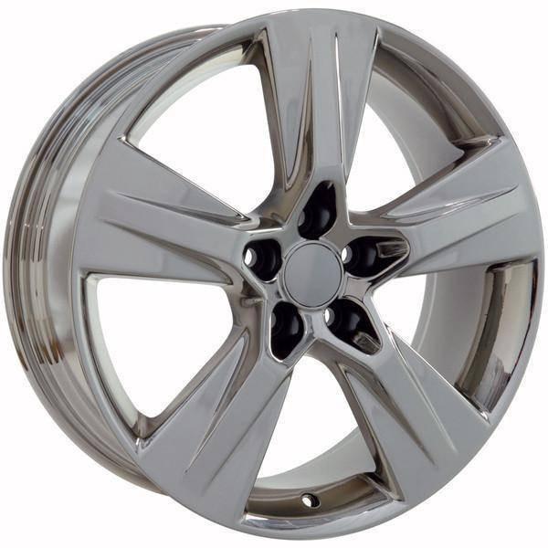 "19"" Toyota Sienna replica wheel 1998-2018 Chrome rims 9506475"