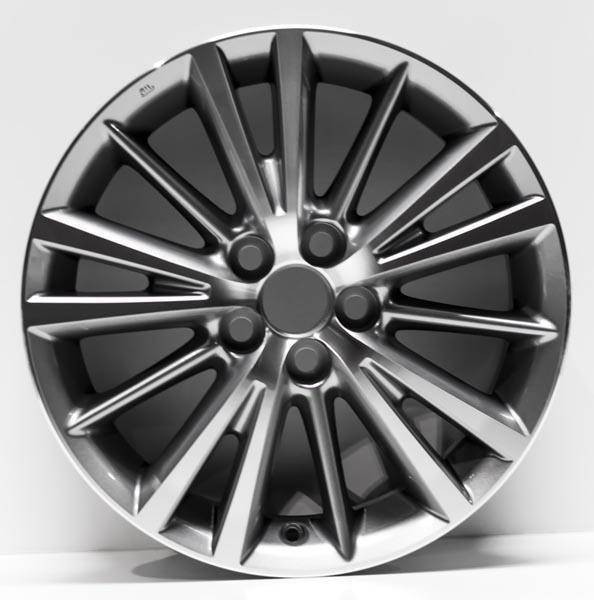 "16"" Toyota Corolla Replica wheel 2016-2018 replacement for rim 75150"