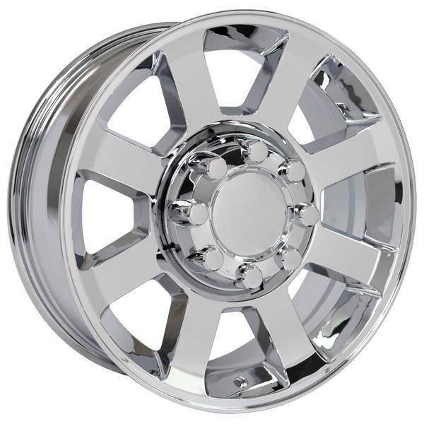 """20"""" Ford F250 F350 replica wheel 2005-2018 Chrome rims 9489818"""