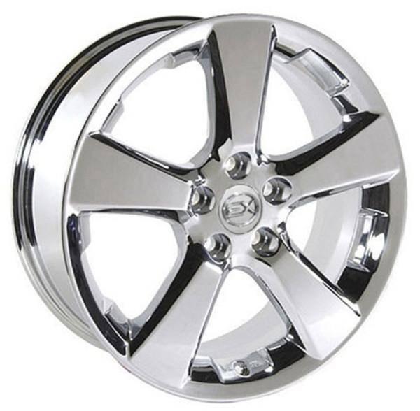 "18"" Toyota Sienna replica wheel 1998-2018 Chrome rims 4750959"