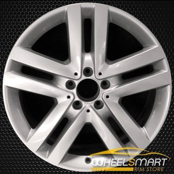 "19"" Mercedes GL Class oem wheel 2013-2016 Silver alloy stock rim 85361"