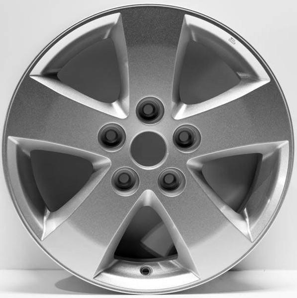 "17"" Dodge Journey Replica wheel 2009-2010 replacement for rim 2372"