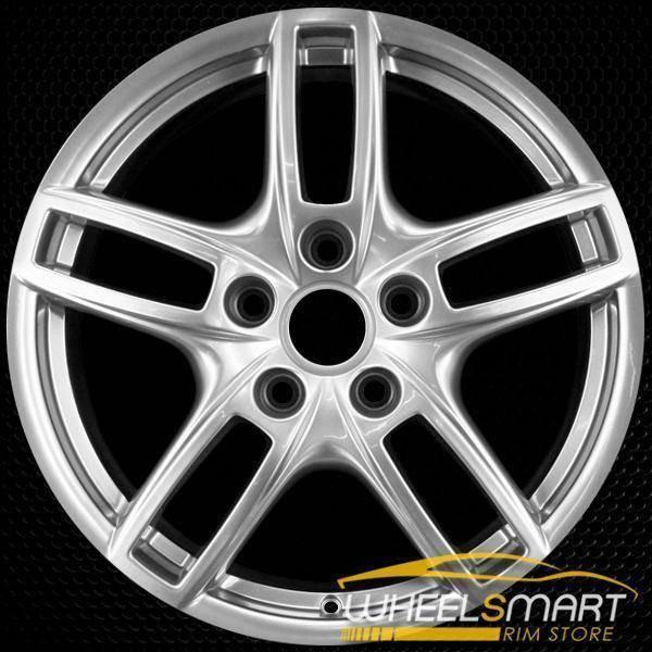 "19"" Porsche Cayenne oem wheel 2011-2018 Silver alloy stock rim 67404"