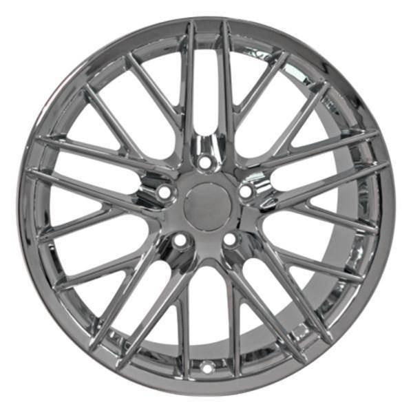 "18"" Chevy Corvette replica wheel 1988-1996 Chrome rims 9453139"