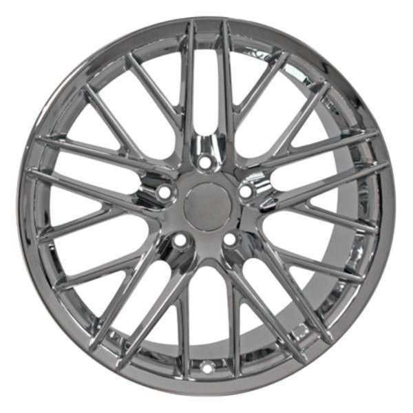 "19"" Chevy Corvette  replica wheel 2005-2013 Chrome rims 9453142"