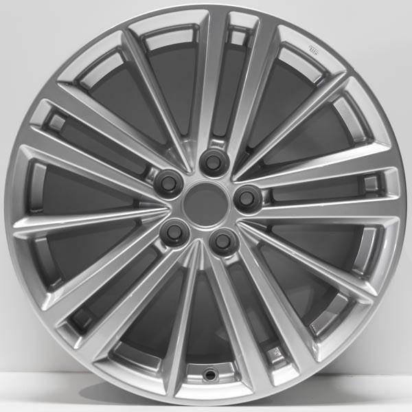 """17"""" Subaru Impreza Replica wheel 2012-2016 replacement for rim 68799"""