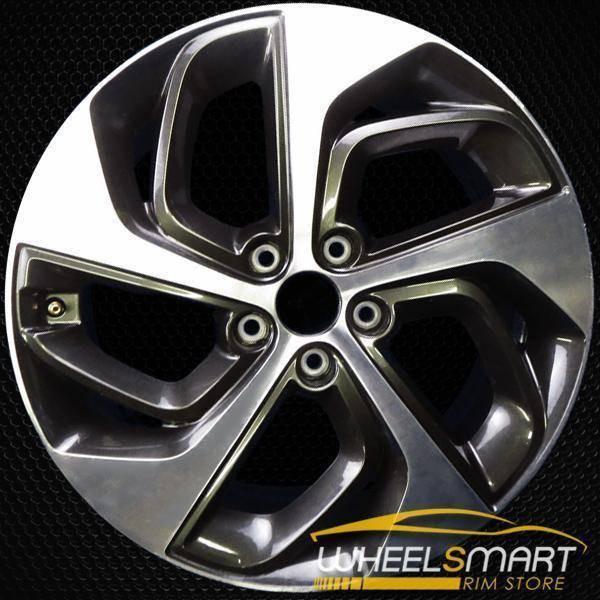 "19"" Hyundai Tucson oem wheel 2016-2018 Machined alloy stock rim 70895"