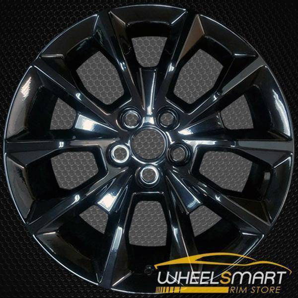 "19"" Cadillac CTS oem wheel 2016-2018 Hypersilver alloy stock rim 4751"