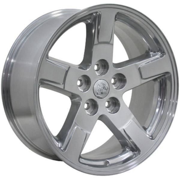 "20"" Dodge Durango replica wheel 2004-2009 Polished rims 9472110"