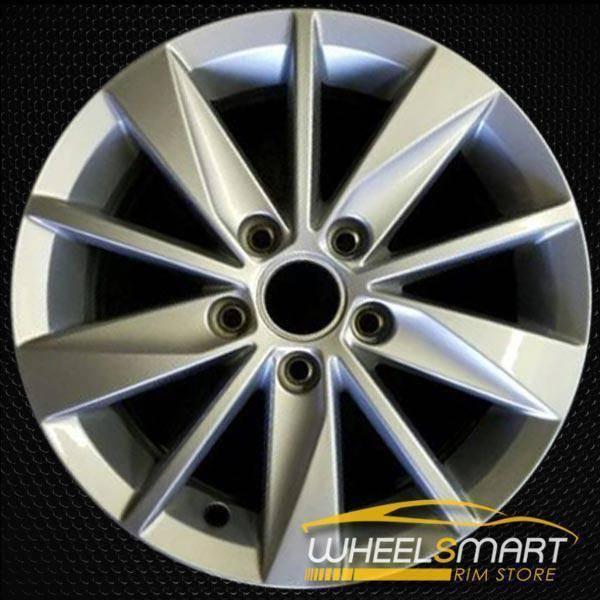 "15"" Volkswagen VW Golf oem wheel 2015-2018 Silver alloy stock rim 69994"