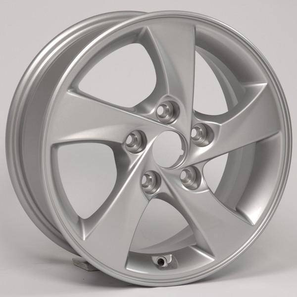 "15"" Dodge Avenger replica wheel 1995-2000 Silver rims 9492012"