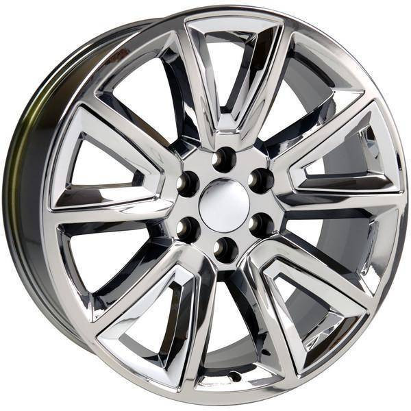 "20"" GMC Chevy replica wheel 1992-1994 Chrome rims 9505985"