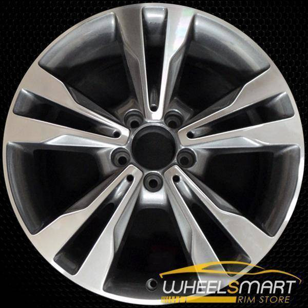 "18"" Mercedes C Class oem wheel 2015-2018 Rear Machined stock rim 85371"