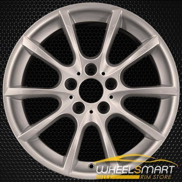 "18"" BMW 6 Series oem wheel 2011-2018 Silver alloy stock rim 71407"