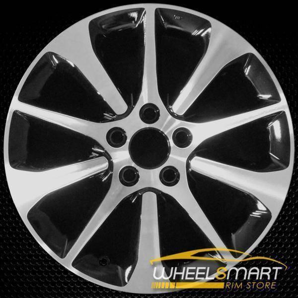 Acura TLX oem wheel 2015-2017 Machined alloy stock rim 71826