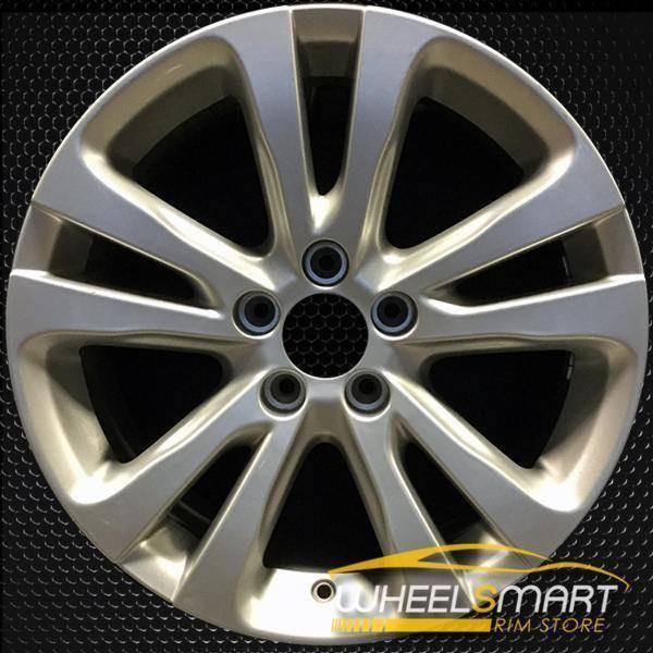 """17"""" Chrysler 200 oem wheel 2015-2017 Silver alloy stock rim 2511"""