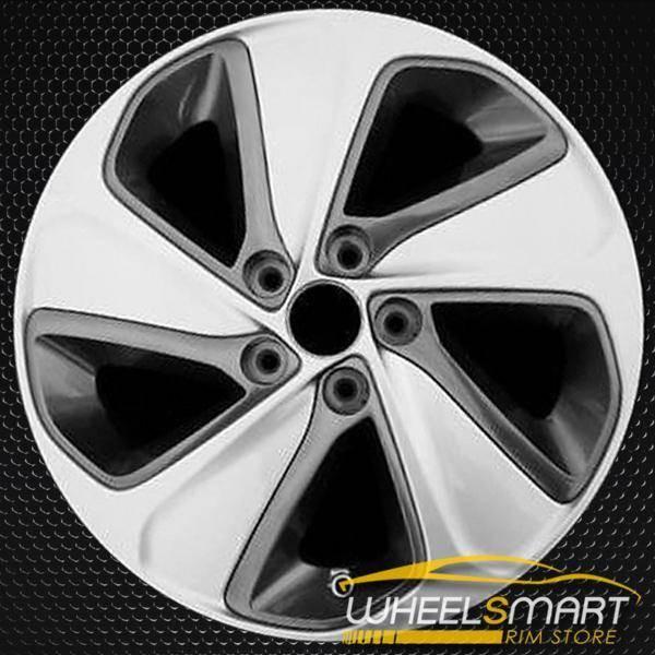 "17"" Hyundai Sonata oem wheel 2016-2017 Silver alloy rim ALY70886U20, 52905E6210"