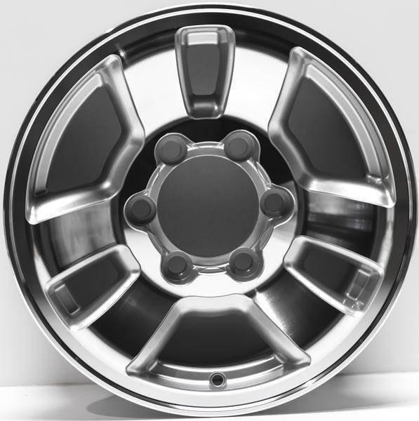 "15"" Toyota 4Runner Replica wheel 1996-2002 replacement for rim 69346"