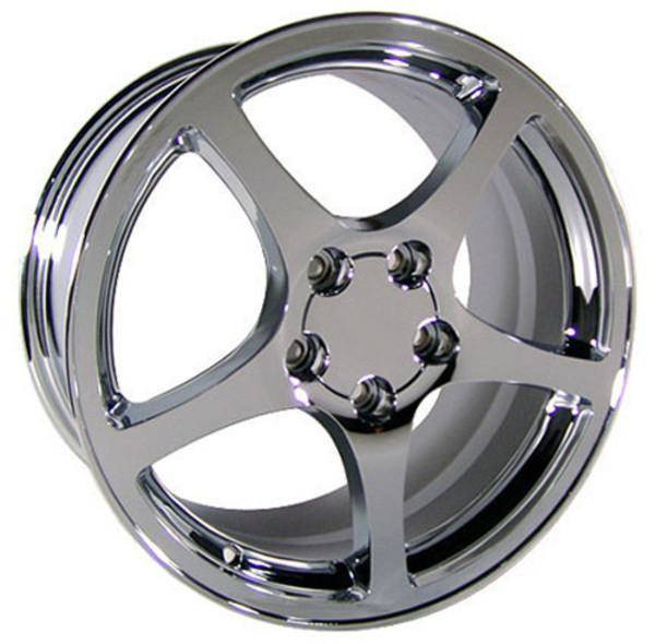 "17"" Pontiac Firebird replica wheel 1993-2002 Chrome rims 4750486"