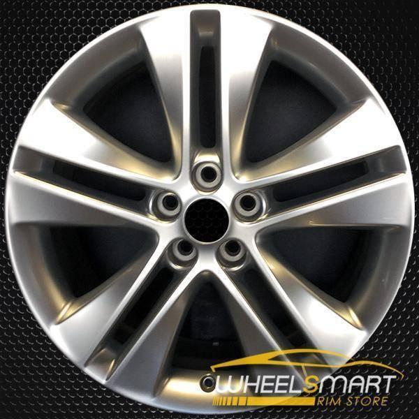 "18"" Chevy Cruze oem wheel 2011-2014 Hypersilver alloy stock rim 5477"