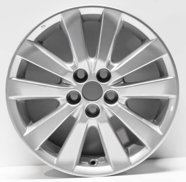 "16"" Toyota Corolla Replica wheel 2009-2011 replacement for rim 69544"