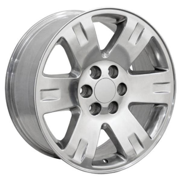 """20"""" Chevy C2500 replica wheel 1988-2000 Polished rims 5910252"""
