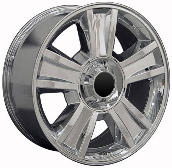 "20"" Chevy C2500 replica wheel 1988-2000 Chrome rims 6825640"