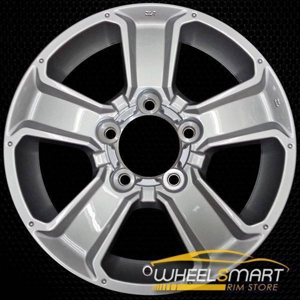 "18"" Toyota Tundra oem wheel 2014-2018 Silver alloy stock rim 75156"