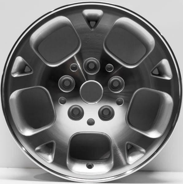 "16"" Jeep Grand Cherokee Replica wheel 1999-2003 replacement for rim 9027"