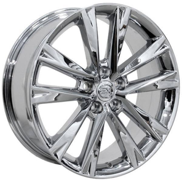 "19"" Toyota Sienna replica wheel 1998-2018 Chrome rims 9472290"