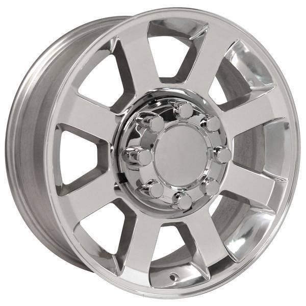 "20"" Ford F250 F350 replica wheel 2005-2018 Polished rims 9489820"