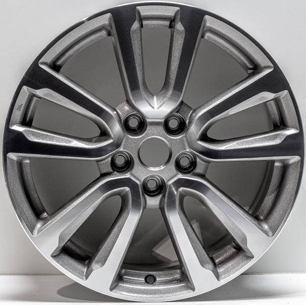 """18"""" Nissan Pathfinder Replica wheel 2013-2016 replacement for rim 62597"""
