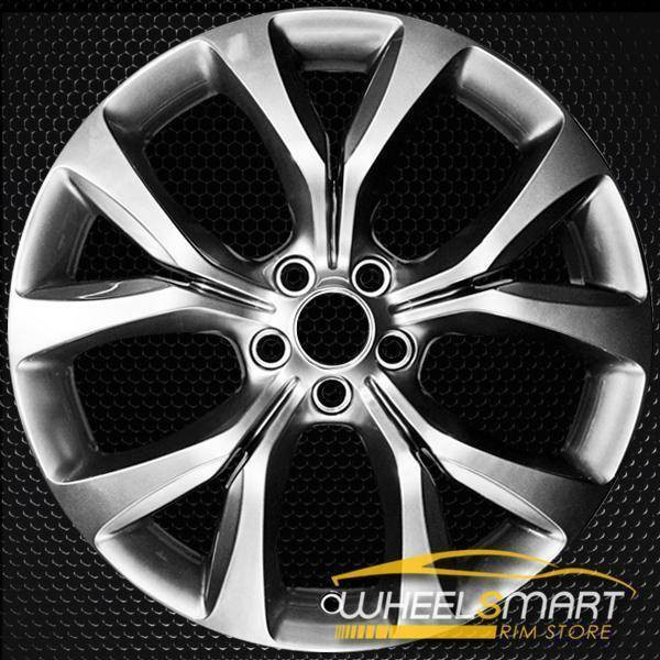 """19"""" Chrysler 200 oem wheel 2015-2017 Hypersilver alloy stock rim 2515"""