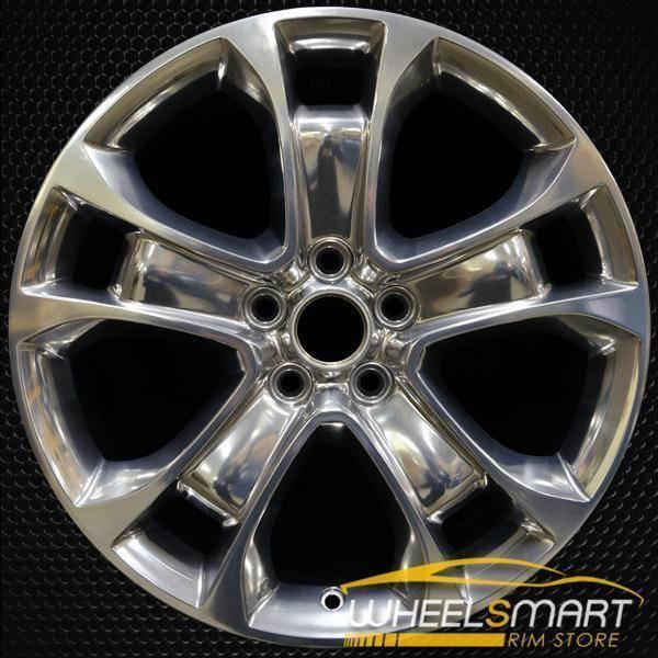 "18"" Ford Escape oem wheel 2013-2016 Chrome alloy stock rim 3944"
