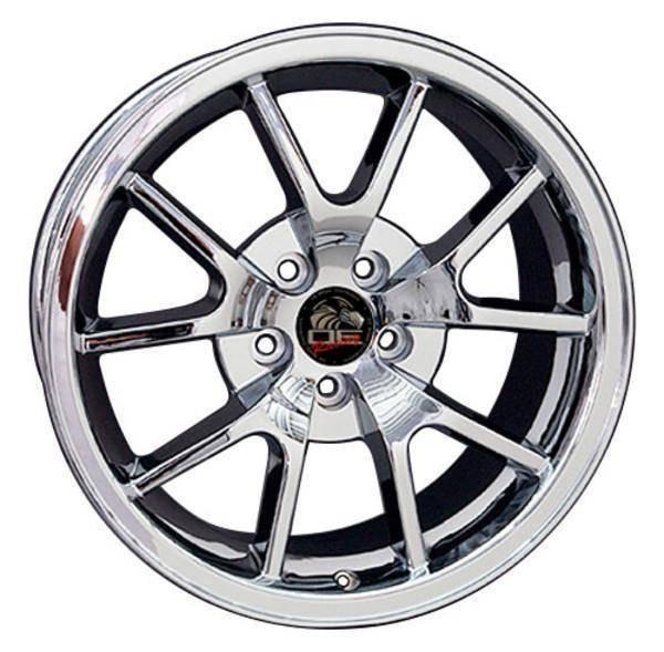 "18"" Ford Mustang replica wheel 1994-2004 Chrome rims 8181970"
