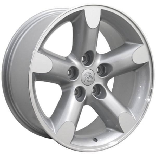"""20"""" Dodge Durango replica wheel 2004-2009 Machined Silver rims 9471195"""
