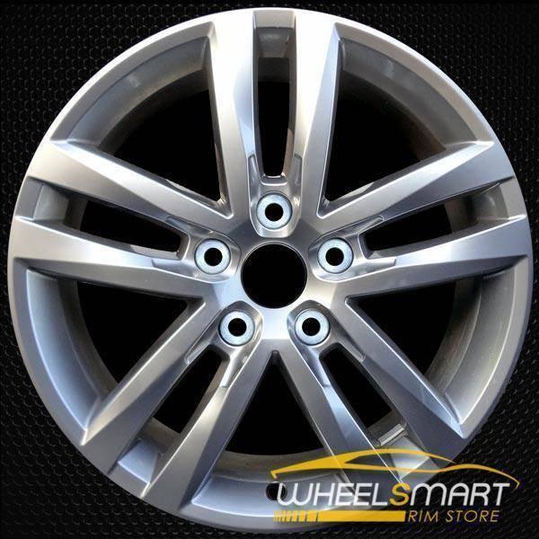 "19"" Volkswagen VW Touareg oem wheel 2015-2017 Silver alloy stock rim 69996"