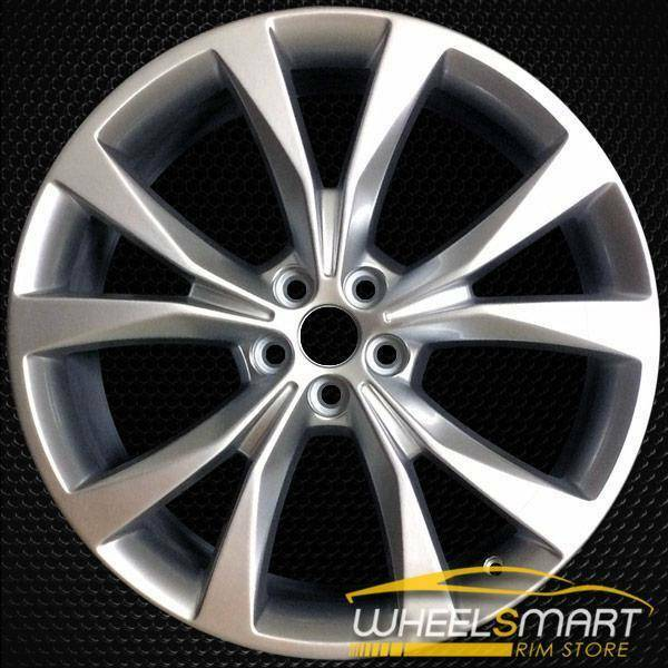 "21"" Ford Edge oem wheel 2015-2017 Dark silver alloy stock rim ALY10048U20 fk7z1007a fk7z1007b"
